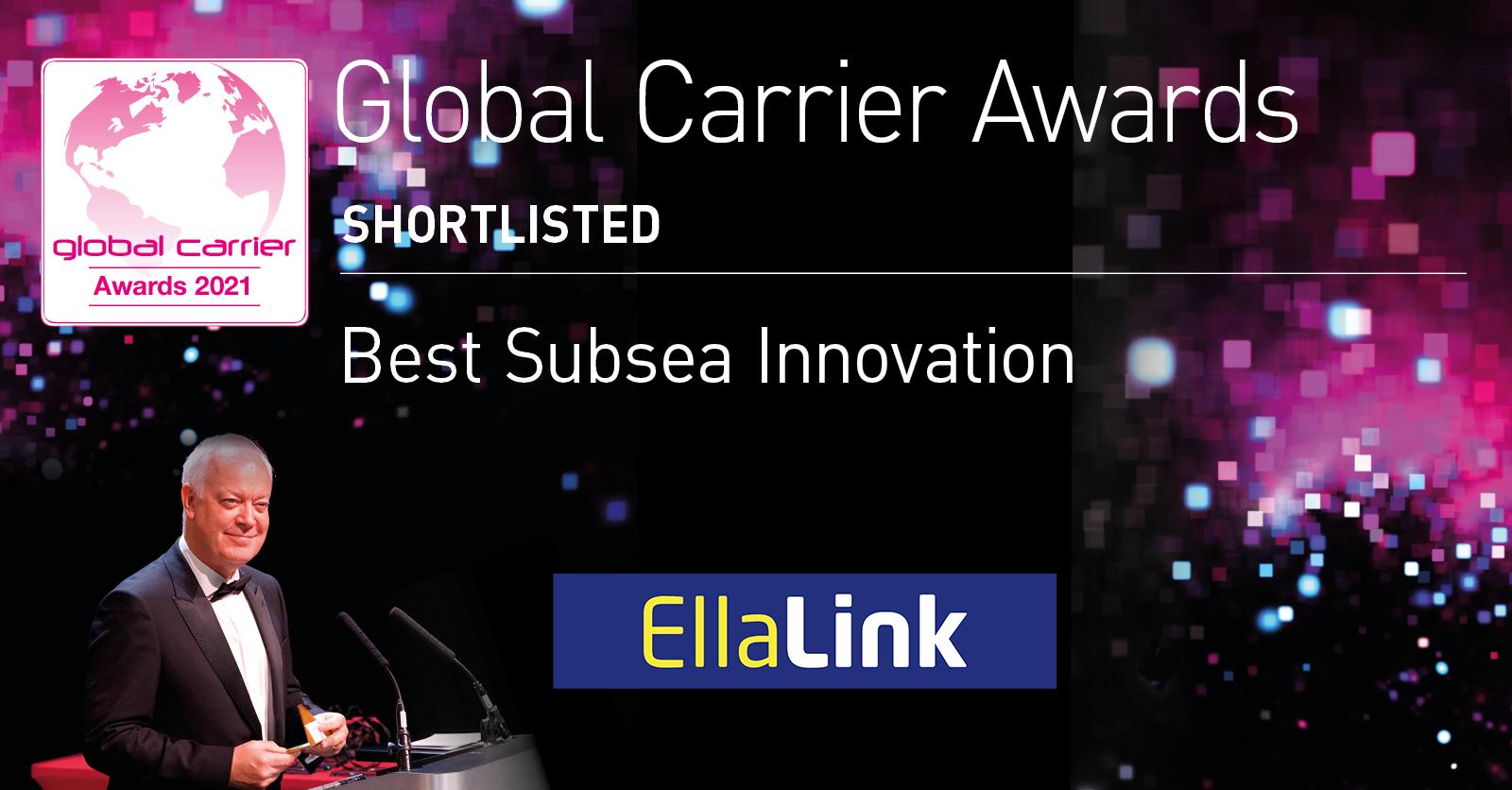 Global Carrier Award 2021